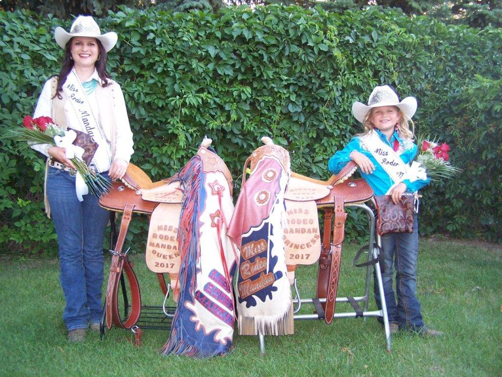 Miss Rodeo Mandan, Princess